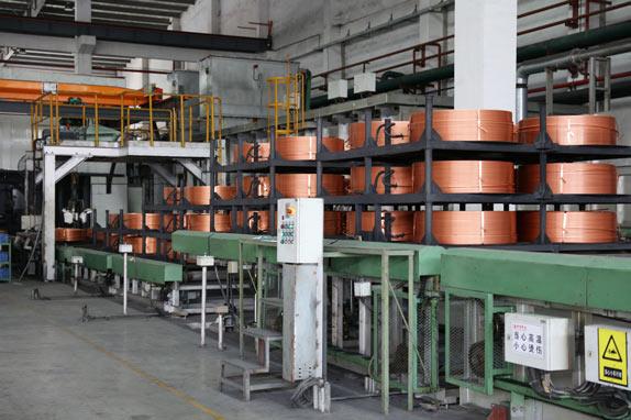 Guangdong chigo kechuang copper Co., LTD.